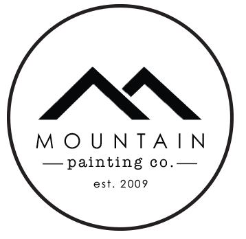 Mountain Painting Company Logo